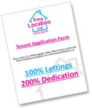 Tenant Information Pack